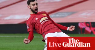 Manchester United v Liverpool: FA Cup fourth round – live! – The Guardian, The Guardian